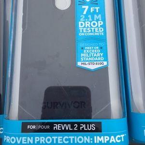 Revvl 2 Plus Case